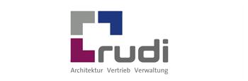 Logo der rudi Gruppe, Paderborn