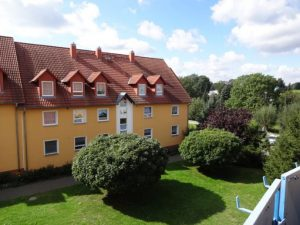 Mehrfamilienhaus mit 34 Wohneinheiten in Schildau
