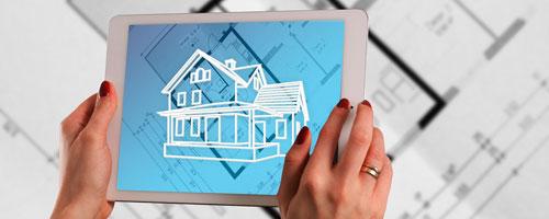 Projektplanung vom Gebäude bis zur Grundstückserschließung