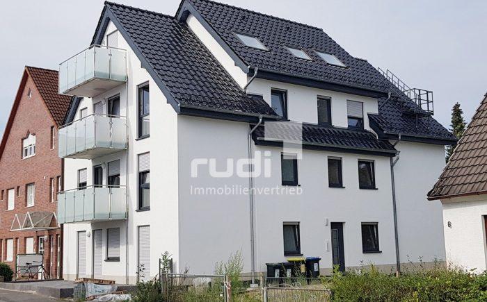 Aussenansicht des Wohngemeinschaftshauses in der Paderborner Uninähe