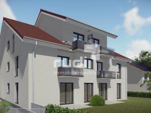 Neubauwohnungen am Elser Bruch in bester Lage am See