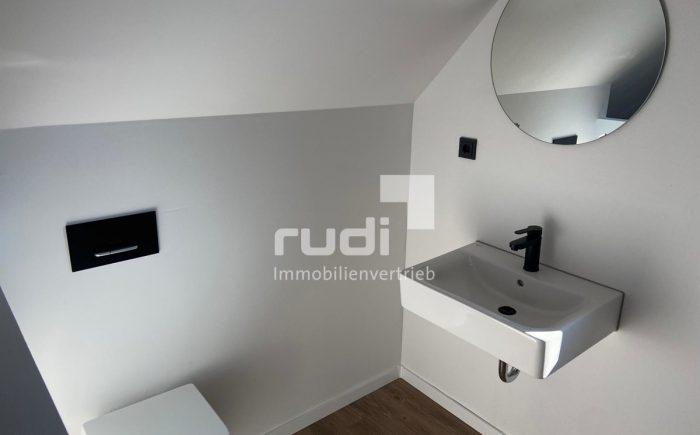 Badbereich der Maisonette-Wohnung in Lippstadt / Lipperbruch