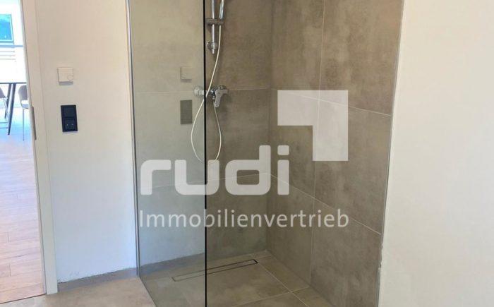Dusche – Maisonette-Wohnung in Lippstadt / Lipperbruch