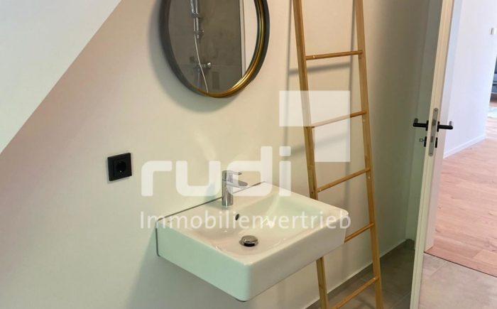 Gäste-WC – Maisonette-Wohnung in Lippstadt / Lipperbruch