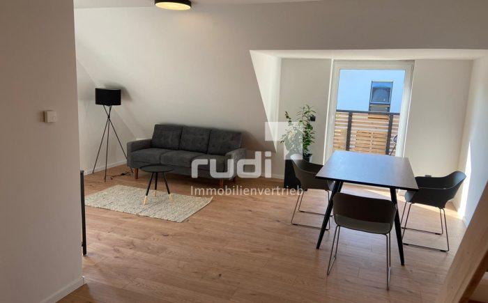 Wohraum der Maisonette-Wohnung in Lippstadt / Lipperbruch